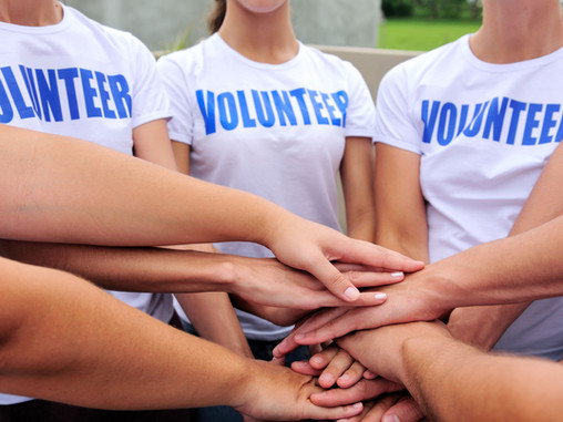 Volunteer stories: do good, feel good