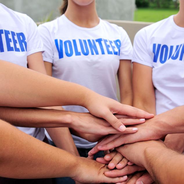 자원 봉사자