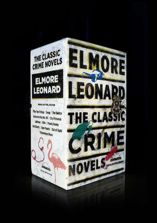Elmore Leonard Boxset