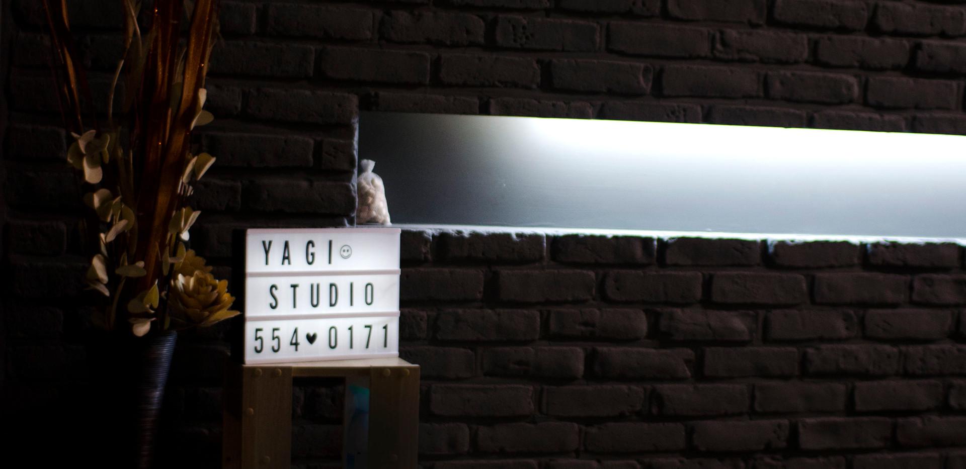 YAGI Studio Hallaway