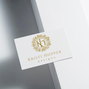 Kristi Hopper Designs logo