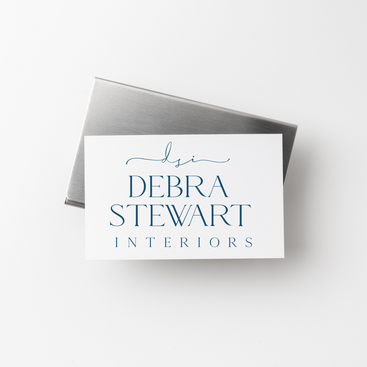 Debra Stewart Interiors logo
