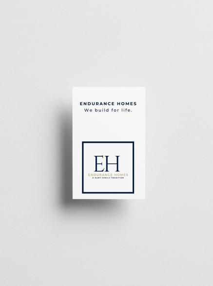 ENDURANCE HOMES