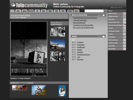 Eine Community für Fotografen?