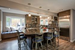 Renovation Kitchen Island