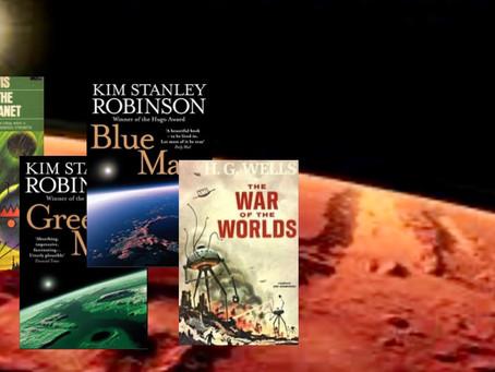 Favourite SFF Mars Novels