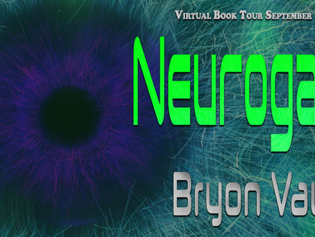 Virtual Book Tour: Neurogarden
