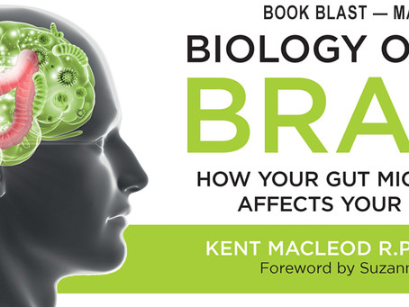 Book Blast Tour: Biology of the Brain