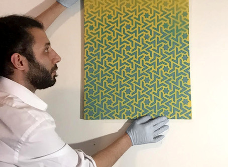 Art handler / Art preparator