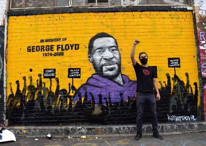 In Memory of George Floyd