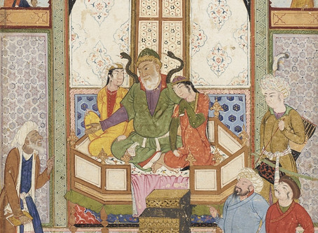 Vegetarianism through Shahnameh