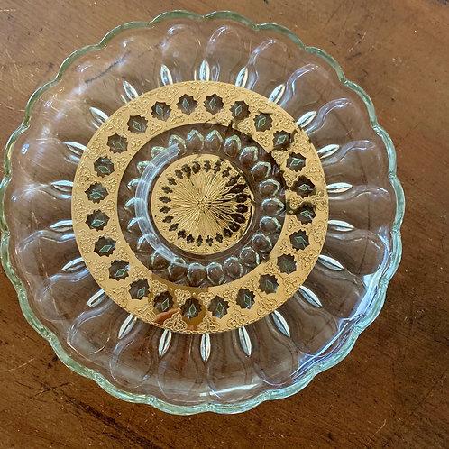 Vintage Culver Valencia serving tray