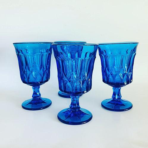 Vintage Noritake Perspective goblets