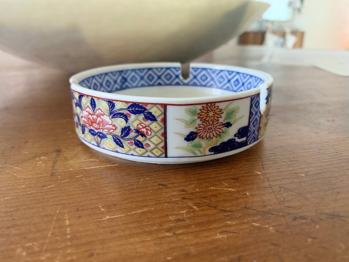 Vintage Imari ashtray/trinket dish