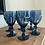 Thumbnail: Vintage Libbey wine glass set
