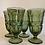 Thumbnail: Vintage Fostoria goblet set
