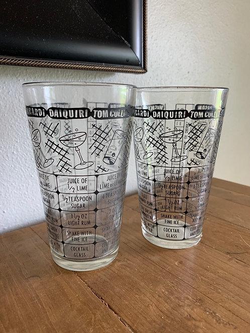 Cocktail Recipe Shaker