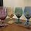 Thumbnail: Vintage Cristalleria Fratelli Fumo glasses