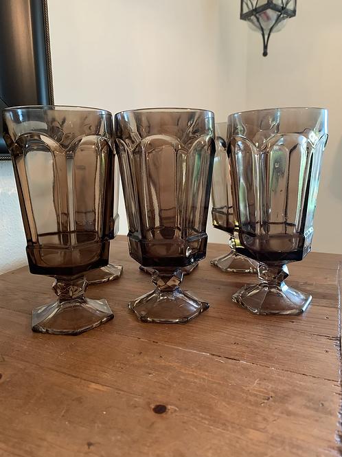 Vintage Fostoria Virginia ice tea glasses
