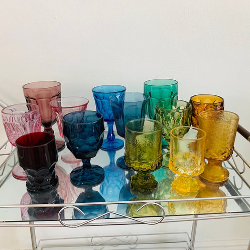 Mixed goblet collection (6)