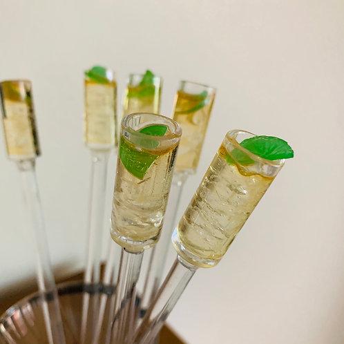 Cocktail Swizzle sticks