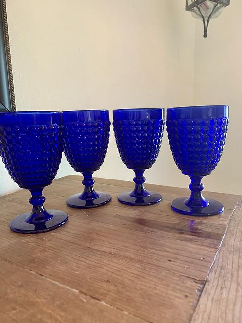 Vintage LG Wright goblets