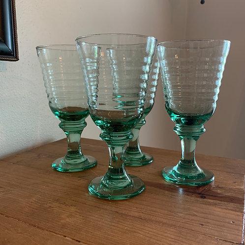 Vintage Libbey Sirrus glass