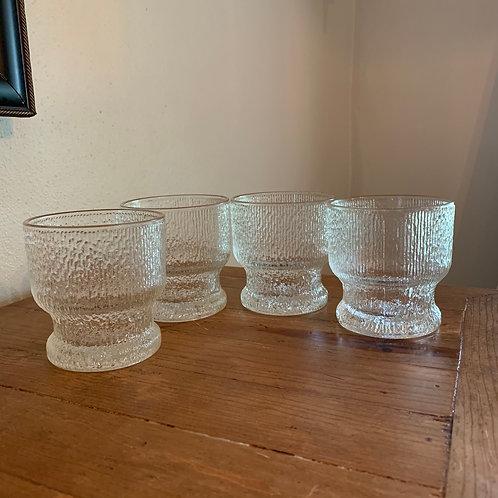 Jeanette Glass Finlandia Cocktail Set
