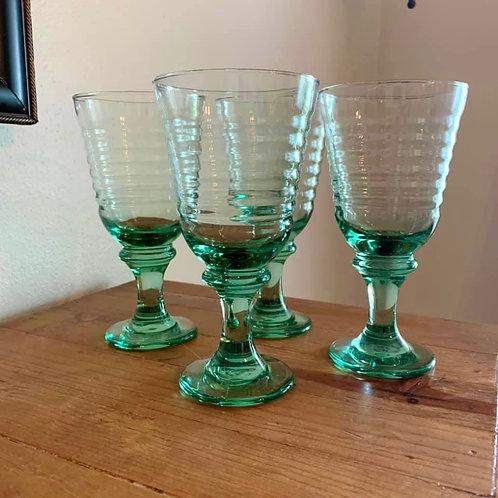 Vintage Libbey Sirrus goblets