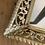 Thumbnail: Large filigree footed vanity/bar tray