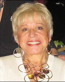 Lola Clark Atkinson | 1st Vice President