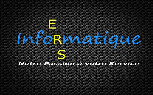 Longwy dépannage informatique, logo E.R.S Informatique