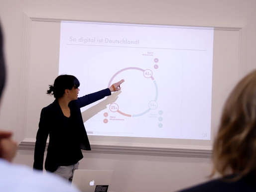 Vorträge und Keynotes zur Digitalisierung
