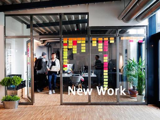 New Work - Arbeit anders denken