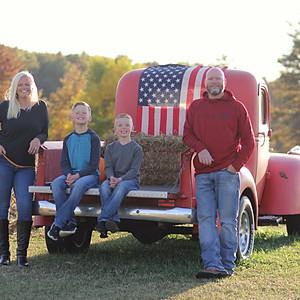Reed Family Fall 2020