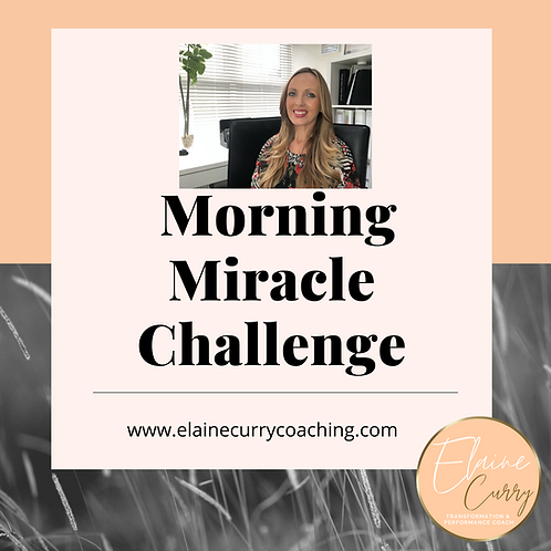 Morning Miracle Challenge