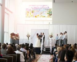 Anchorage Denaina center wedding42