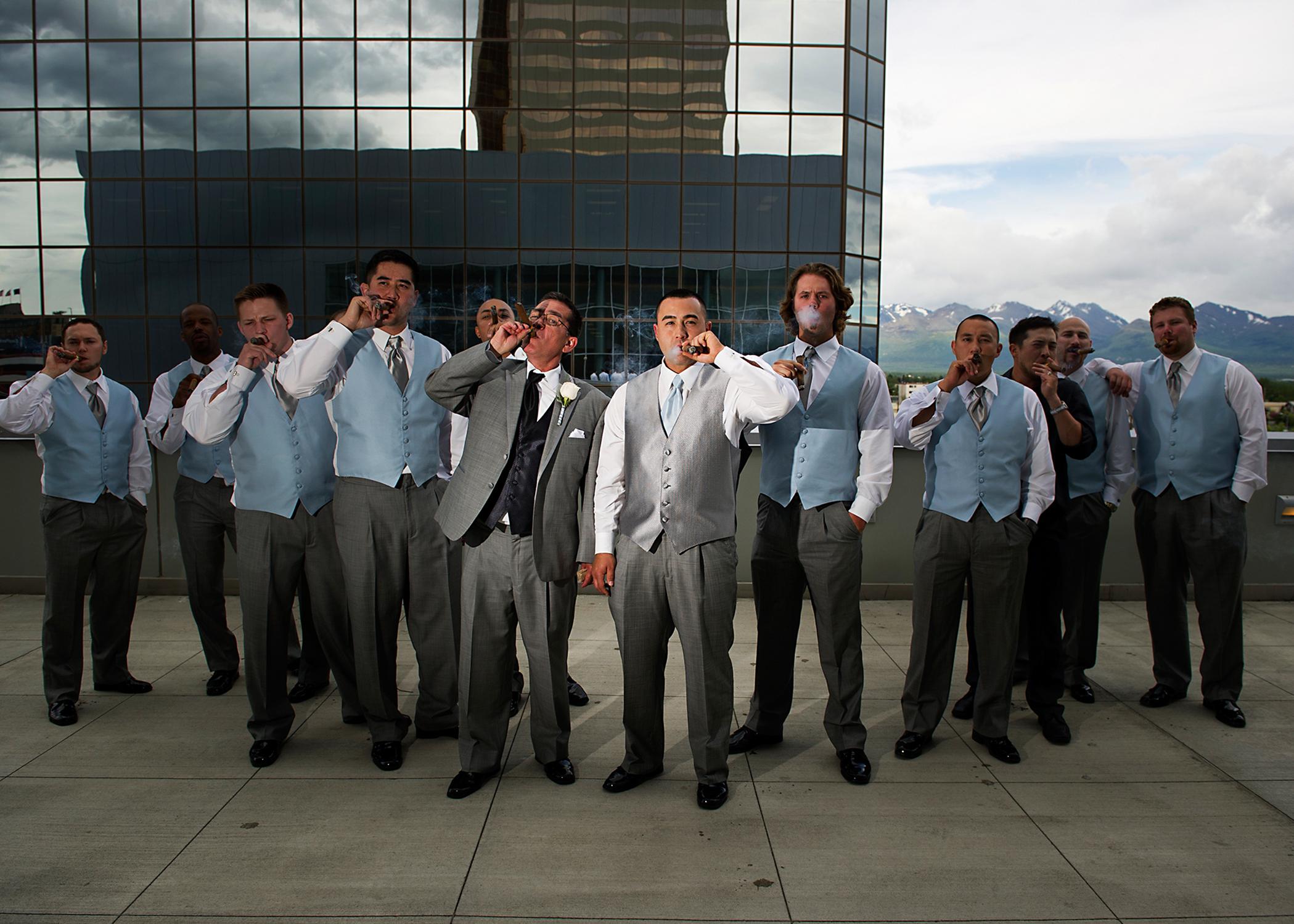 Anchorage Denaina center wedding22