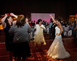 Anchorage Denaina center wedding90