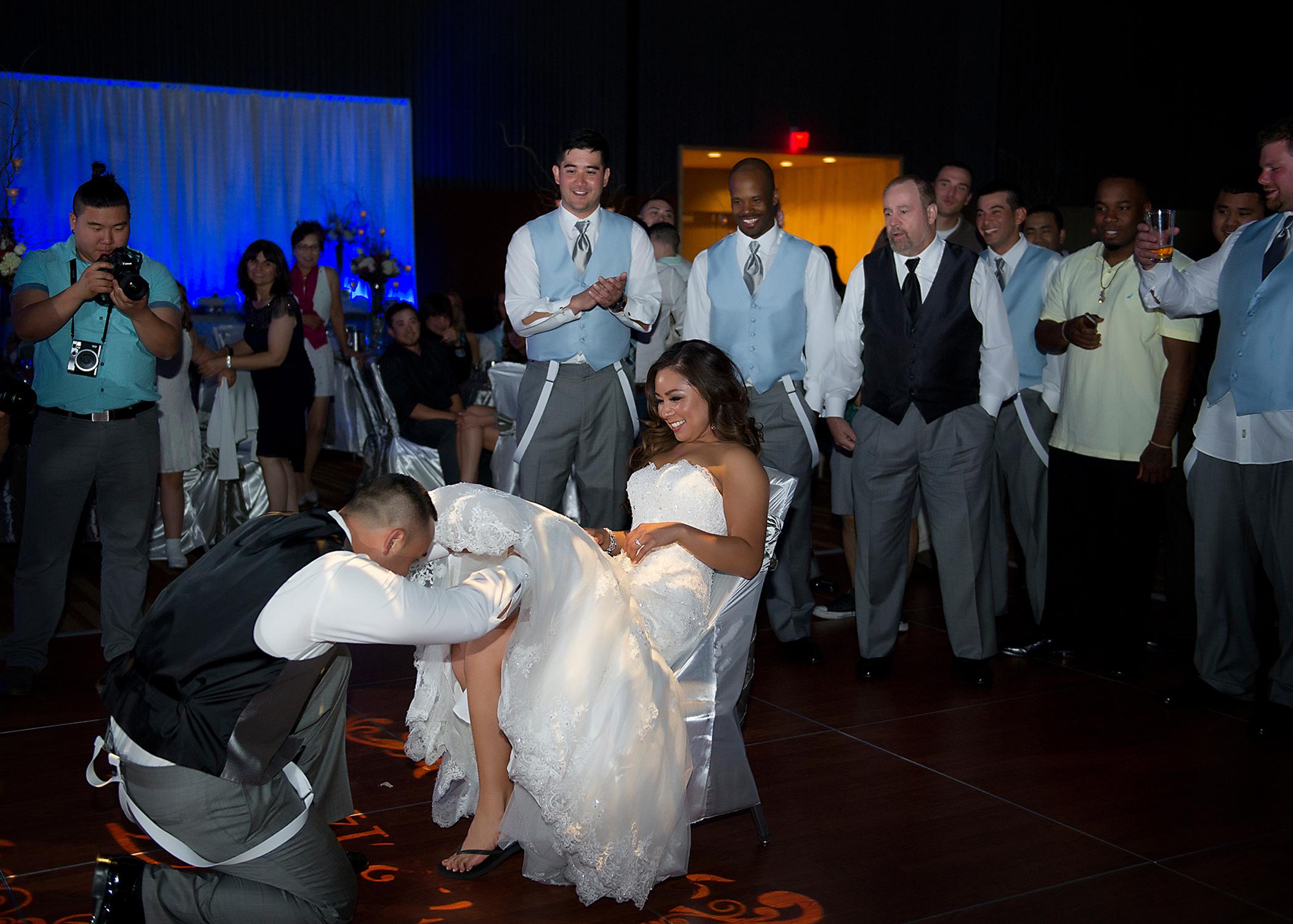 Anchorage Denaina center wedding87