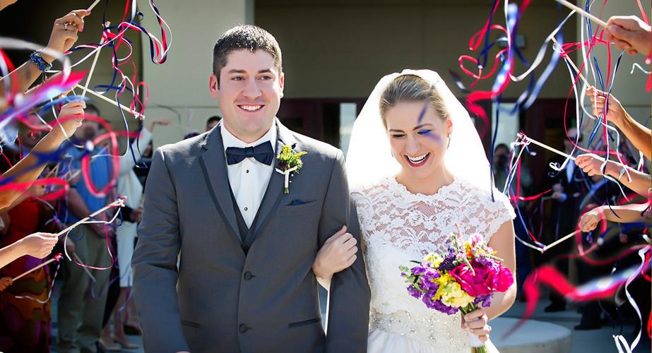 alaska wedding photogrpaher with couple