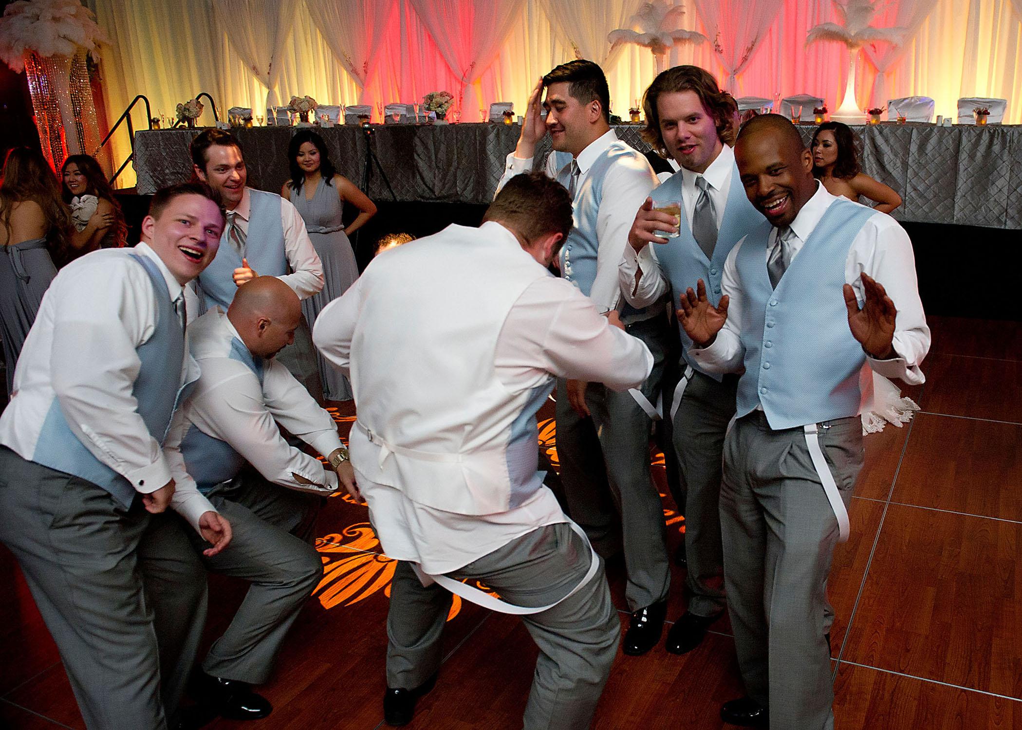 Anchorage Denaina center wedding89