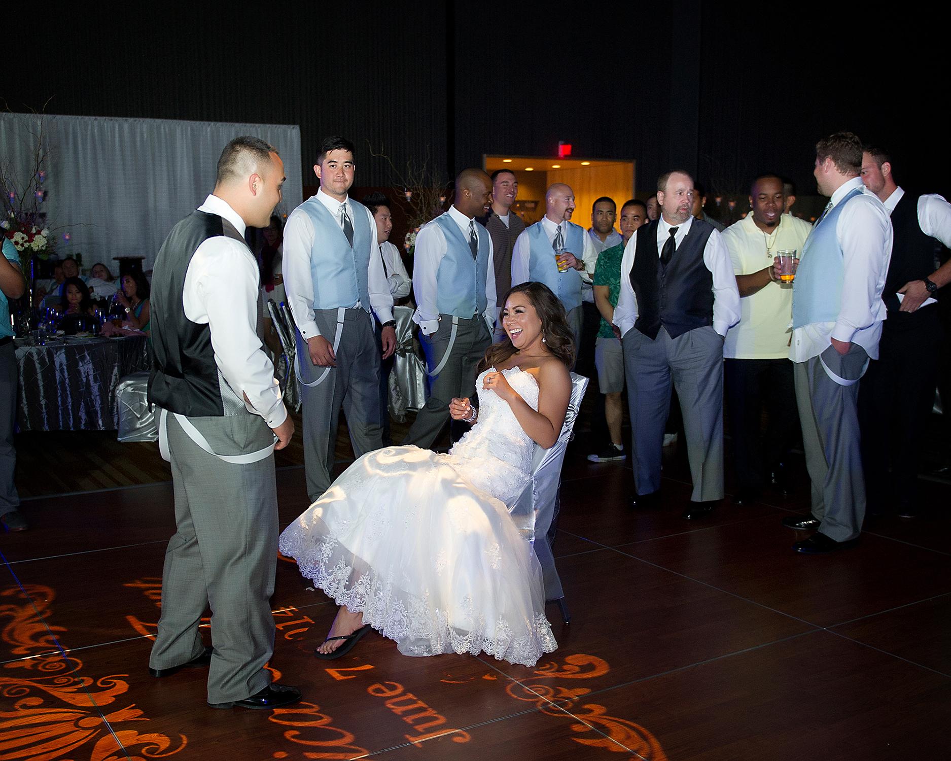 Anchorage Denaina center wedding85