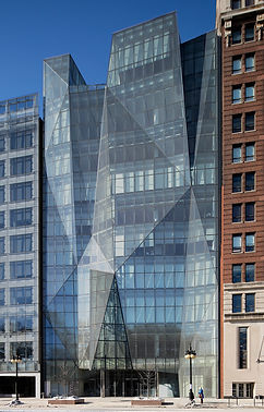 The Spertus Institute | Daniel Piar, Architectural Photographer