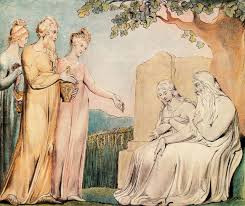 Every Man Also Gave Him a Piece of Money, by William Blake