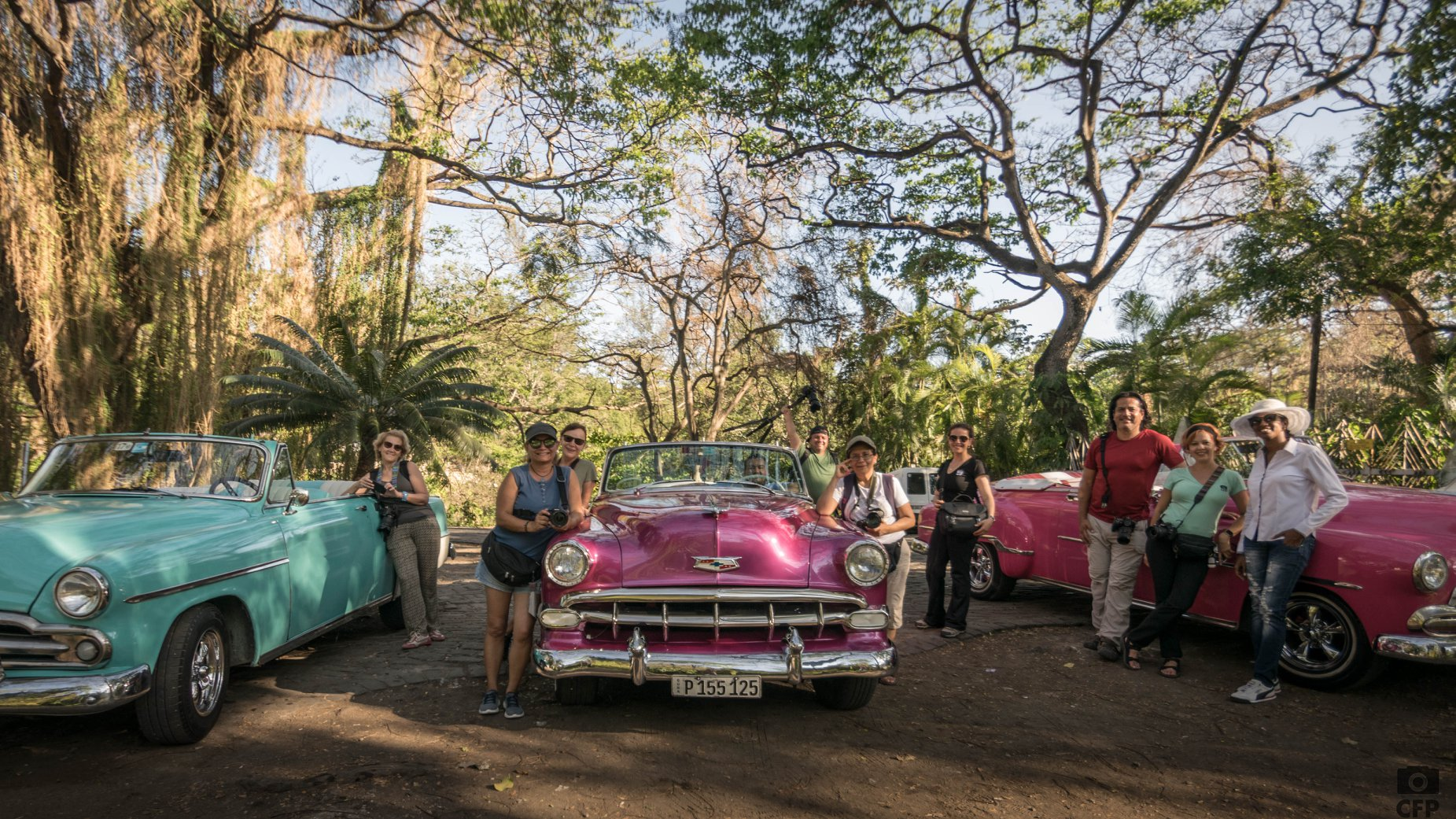 Grupal CUBA 2018
