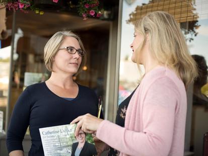 Catherine Ushka Announces Tacoma City Council Re-Election Campaign