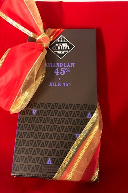 FRENCH MILK CHOCOLATE BAR