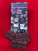 Dark Milk Chocolate Bar, 52% from Dark F