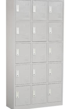 15- Door Uniform Locker